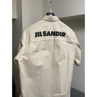 ジルサンダー(Jil Sander)のJIL SANDER 20SS スタッフシャツ ジルサンダー 39(シャツ)