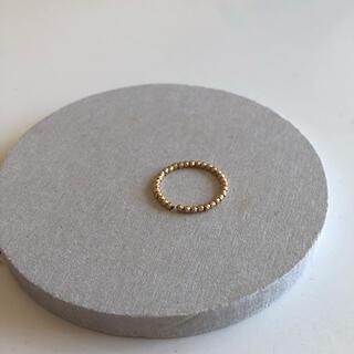 ココシュニック(COCOSHNIK)のCOCOSHNIK ボールリング 11号(リング(指輪))