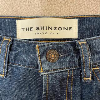 Shinzone - THE SHINZONE カットオフデニム