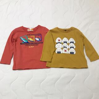 しまむら - 長袖Tシャツ 100cm セット