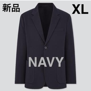 ユニクロ(UNIQLO)の【新品・XL】ユニクロ コンフォートジャケット(テーラードジャケット)