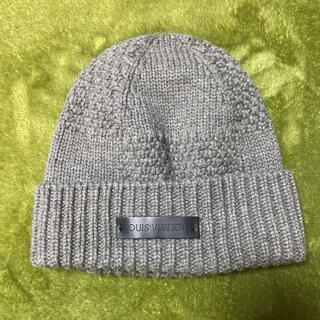 ルイヴィトン(LOUIS VUITTON)のルイヴィトンニット帽  LVニット帽(ニット帽/ビーニー)