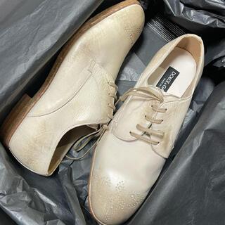 ドルチェアンドガッバーナ(DOLCE&GABBANA)の靴 メンズ 牛革 革靴(その他)