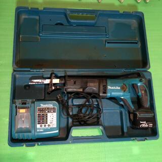 マキタ(Makita)の マキタ 充電式レシプロソー 14.4V(工具)