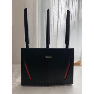 ASUS ゲーミングWi-Fi無線ルーター RT-AC86U 24時間以内に発送