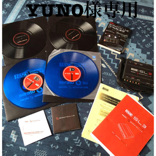 パナソニック(Panasonic)のYUNO様専用 スクラッチライブ SL3(PCDJ)