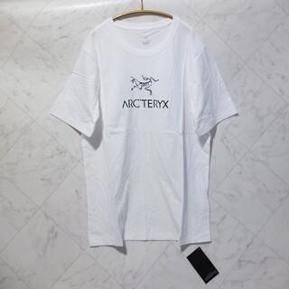 アークテリクス(ARC'TERYX)の新品 アークテリクス Arc'teryx Tシャツ 白 Lサイズ(Tシャツ/カットソー(半袖/袖なし))