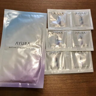 アユーラ(AYURA)のアユーラ   リズムコンセントレートマスク(パック/フェイスマスク)
