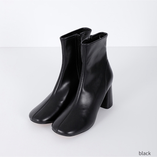 dholic - 【NUGU】muse round ankle boots