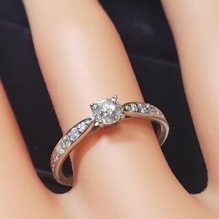 ティファニー(Tiffany & Co.)のティファニーハーモニーダイヤリング(リング(指輪))