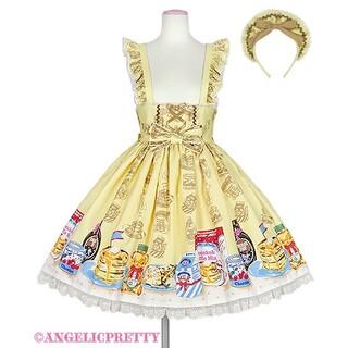 アンジェリックプリティー(Angelic Pretty)のhoney cafe スカート のみ(ミニスカート)