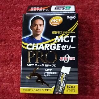 ニッシンショクヒン(日清食品)の日清オイリオ MCT CHARGEゼリープロ(ダイエット食品)