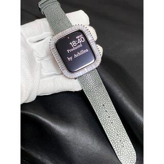 アップルウォッチ用カスタムカバーベルトセット(腕時計(デジタル))