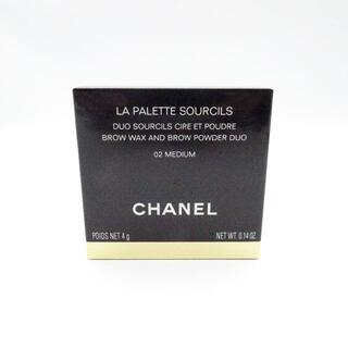 CHANEL - ラ パレット スルスィル ドゥ シャネル N 02
