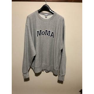 MOMA - MoMA Champion モマ L チャンピオン トレーナー スウェット