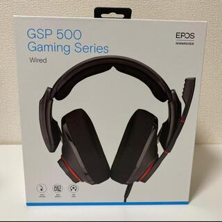 エポス(EPOS)の【本日限定値下げ!】GSP 500 Gaming Series(ヘッドフォン/イヤフォン)