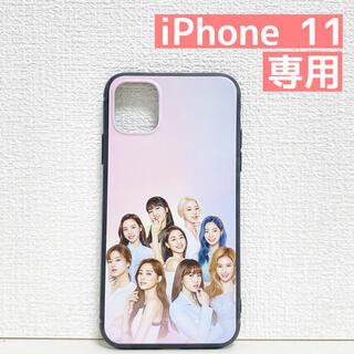 TWICE メンバー ★ iPhone 11 スマホケース(アイドルグッズ)