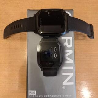 ガーミン(GARMIN)のGARMINベニューsqミュージック(腕時計(デジタル))