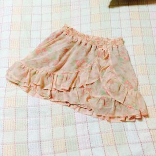 リズリサ(LIZ LISA)のリズリサ♡ミニスカート(ミニスカート)