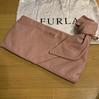 Furla - フルラ リボンクラッチ