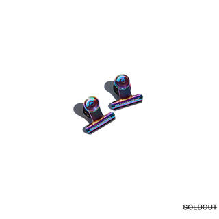 ピースマイナスワン(PEACEMINUSONE)のPMO®︎   BULLDOG CLIP PIN SET#1 MULTI(その他)