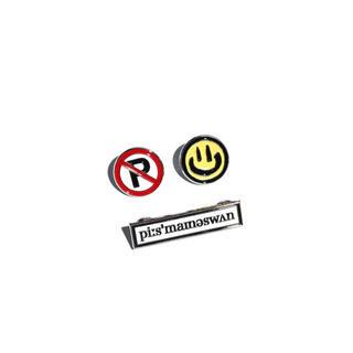 ピースマイナスワン(PEACEMINUSONE)のPMO®︎  PIN SET#1  MULTI(その他)