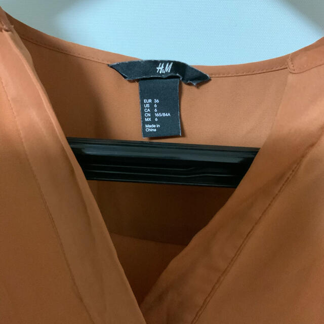 H&M(エイチアンドエム)のエイチアンドエム タンクトップ サイズ36(S) レディースのトップス(タンクトップ)の商品写真