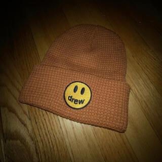 シュプリーム(Supreme)のdrew house Mascot Waffle Beanie Orange(ニット帽/ビーニー)