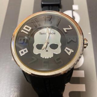 カシオ(CASIO)のテンデンス×ハイドロゲン 腕時計 定価4万程度 格安で!(腕時計(アナログ))