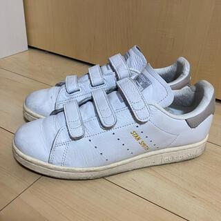 アディダス(adidas)のadidas アディダス スタンスミス グレー23.5センチ(スニーカー)