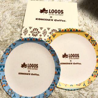 ロゴス(LOGOS)のお値下げ!コメダ珈琲 福袋 LOGOS 皿(食器)