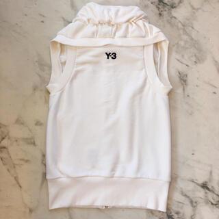 ワイスリー(Y-3)のY-3♡ジップアップパーカー ベスト(パーカー)