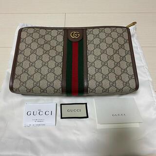 グッチ(Gucci)のGUCCI クラッチバック(セカンドバッグ/クラッチバッグ)
