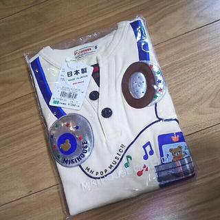 ミキハウス(mikihouse)の値下げ ミキハウス ヘッドホントレーナー 100(Tシャツ/カットソー)