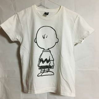 グラニフ(Design Tshirts Store graniph)のグラニフgraniph☆スヌーピーSNOOPYコラボTシャツPEANUTS(Tシャツ(半袖/袖なし))