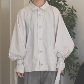 ジエダ(Jieda)のmy beautiful landlet 変形ボリュームシャツ(シャツ)