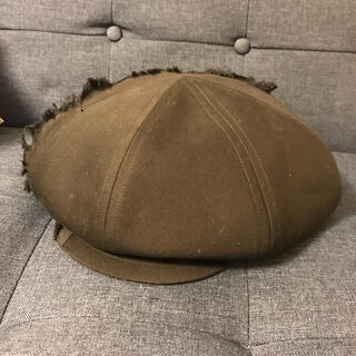 Yohji Yamamoto - Yohji Yamamoto ベレー帽 キャスケット