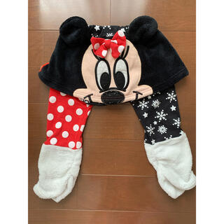 ディズニー(Disney)の☆ミニーちゃん☆スカッツ 95㎝(パンツ/スパッツ)