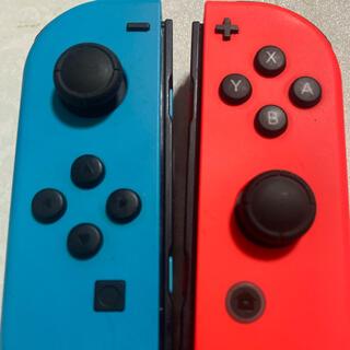 ニンテンドースイッチ(Nintendo Switch)のNintendo Switch Joy-Con ネオンブルー / ネオンレッド(その他)
