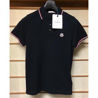 モンクレール(MONCLER)の新品未使用 Moncler モンクレール ポロシャツ Sサイズ タグ付き(ポロシャツ)