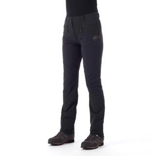 マムート(Mammut)のマムート MAMMUT トレッキングパンツ レディース 黒 ブラック XL LL(その他)