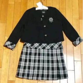 ポンポネット(pom ponette)のポンポネット セットアップ 卒業式入学式 ワンピース ジャケット スーツ(ドレス/フォーマル)