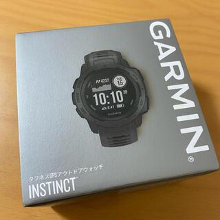 ガーミン(GARMIN)のガーミン  インスティンクト(腕時計(デジタル))