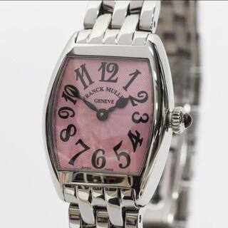フランクミュラー(FRANCK MULLER)のフランク ミュラー トノー カーヴェックス(腕時計)