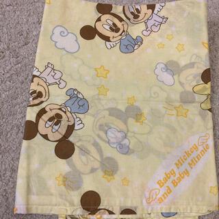 ディズニー(Disney)の布団カバー ミッキーミニー(シーツ/カバー)