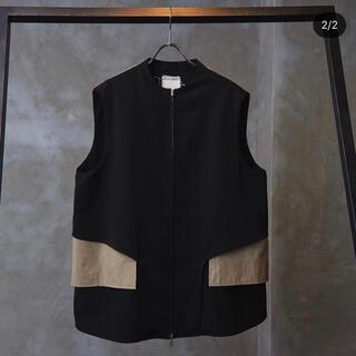 マルタンマルジェラ(Maison Martin Margiela)のOmar Afridi 20ss vest(ベスト)