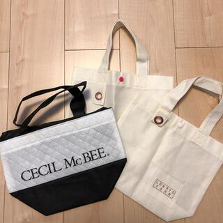 セシルマクビー(CECIL McBEE)のセシル ローリーズ ショッパー(ショップ袋)