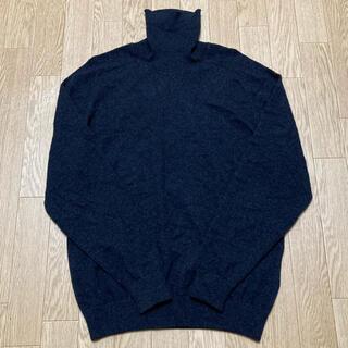 メンズティノラス(MEN'S TENORAS)のメンズティノラス タートルネック ニット セーター カシミヤ 100%(ニット/セーター)