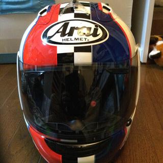 アライテント(ARAI TENT)のArai RX-7 RR5 フルフェイス ヘルメット(ヘルメット/シールド)