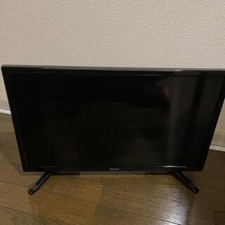 ヤマゼン(山善)の山善 24型ハイビジョン液晶テレビ Qriom(テレビ)